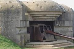 canon-de-la-batterie-de-longues-sur-mer-gros-plan-profil