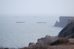 le-port-artificiel-darromanches-vu-de-longues-sur-mer