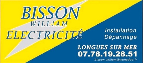 BISSON William artisan à longues sur mer