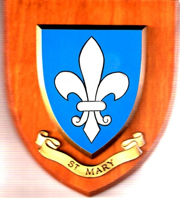 Logo de la commune de saint mary