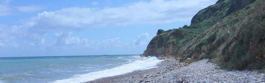slider18 falaise et mer à longues sur mer