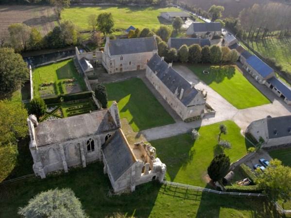 Abbaye-sainte-marie. M.Dehaye