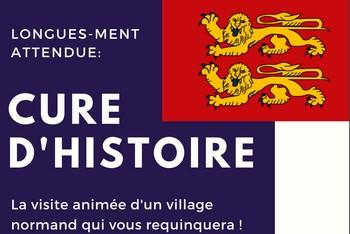 14.07.20 Communication/Visite Gratuite du bourg de Longues-sur-Mer