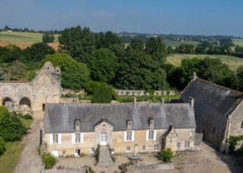 17.06.20 Journées européennes de l'archéologie à l'abbaye de Longues sur Mer