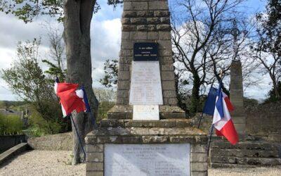 10.05.21 Commémoration de la victoire du 8 mai 1945