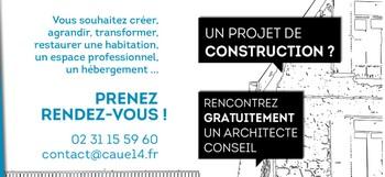 09.07.21  Les permanences architecturales du CAUE du Calvados