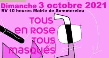 03.10.21 MARCHE ROSE / SOMMERVIEU